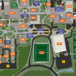 Rochester Institute of Technology Interactive Campus Map